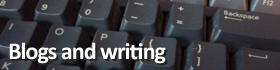 Writing and blogs